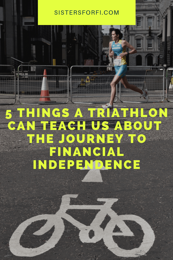 5 Things a Triathlon Can Teach Us About Financial Independence