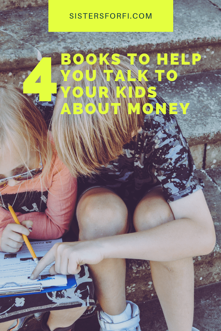 4 Books to Help You Talk To Your Kids About Money