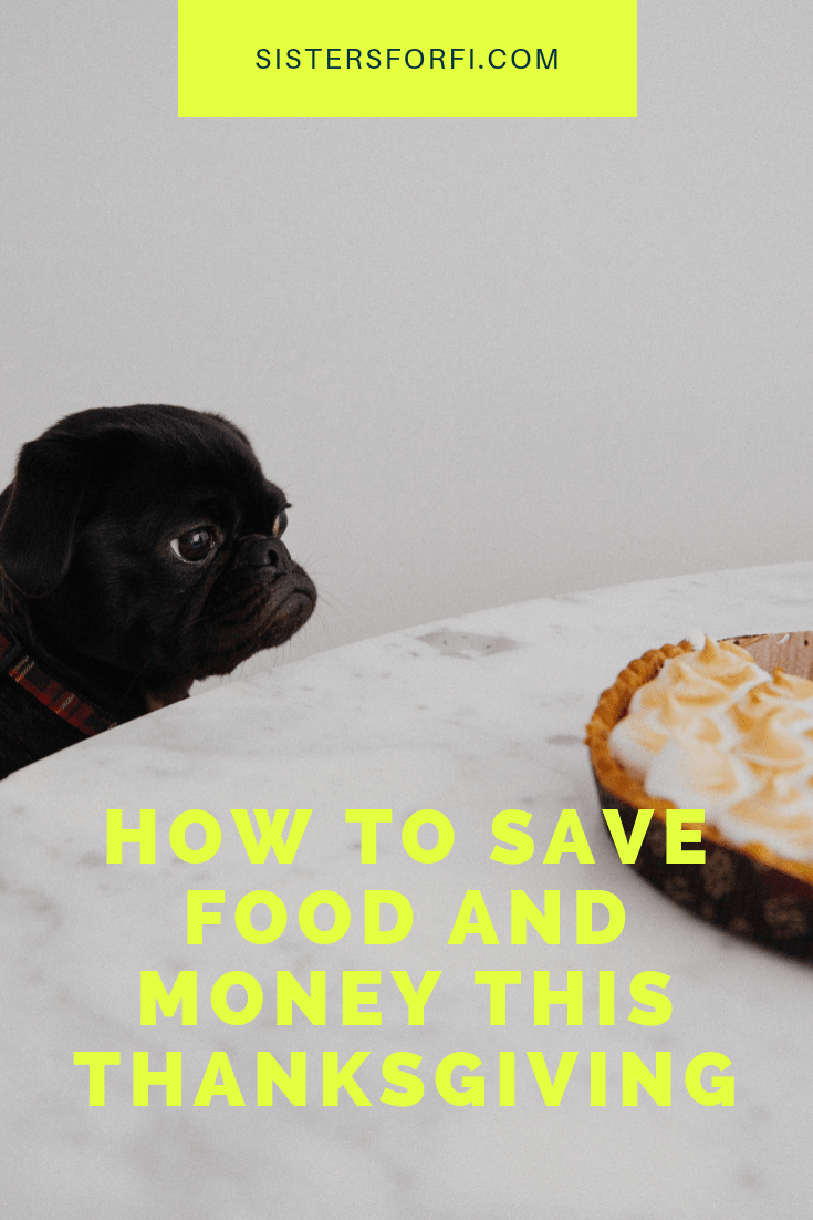 How to Save Food and Money This Thanksgiving
