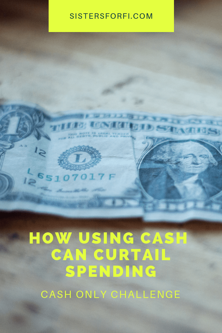 How Using Cash Can Curtail Spending and the Cash Only Challenge