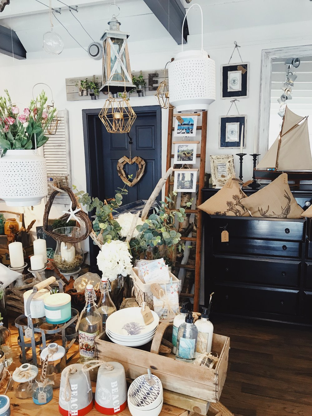 This little shop was new to Arundel and just gorgeous
