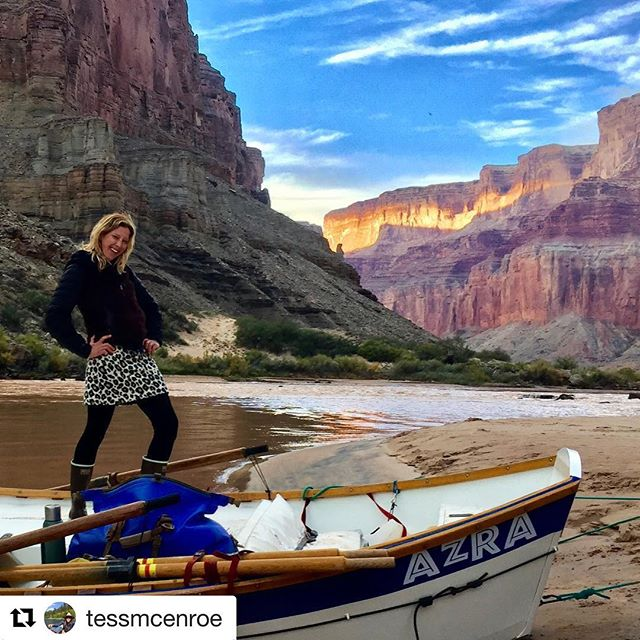 Never a dull moment when you get to go boating with this FunHog @tessmcenroe!!! We have the BEST office!!! @azraftadventures #funhoggin #funhogginfleecewear #handmadeskirts #fleeceskirt #raftingskirt #madeinmccall #madeinidaho #rivertrip #riverskirt