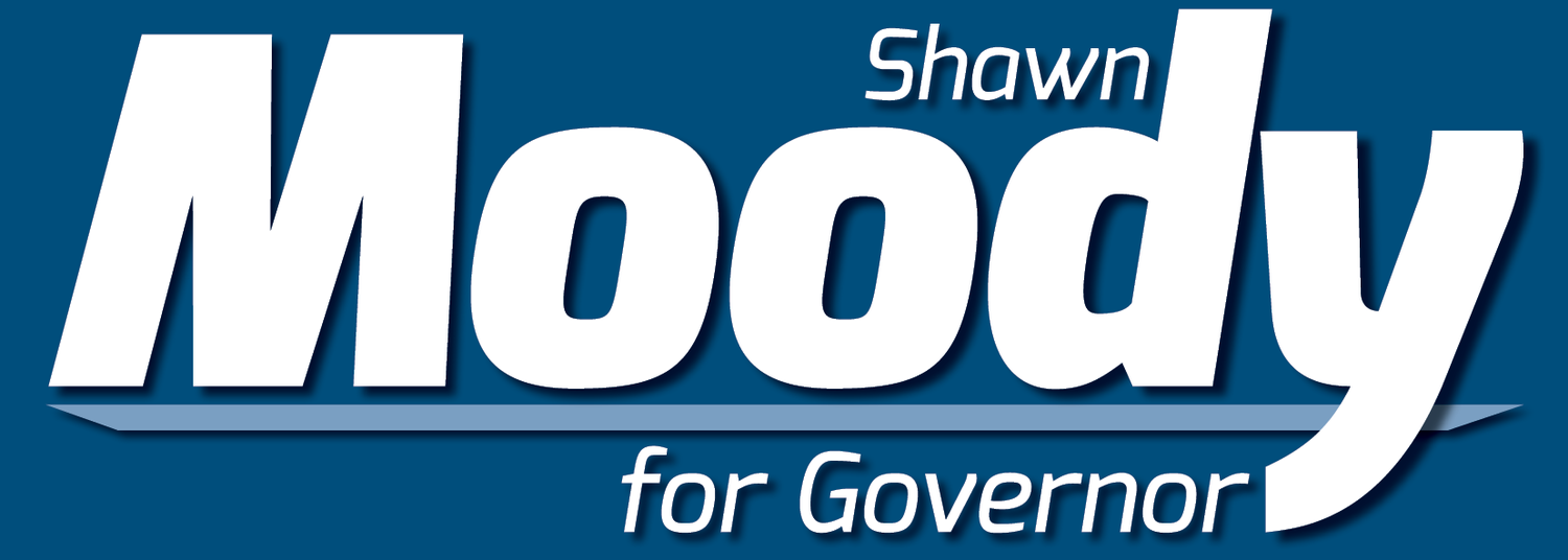 Shawn Moody for Governor