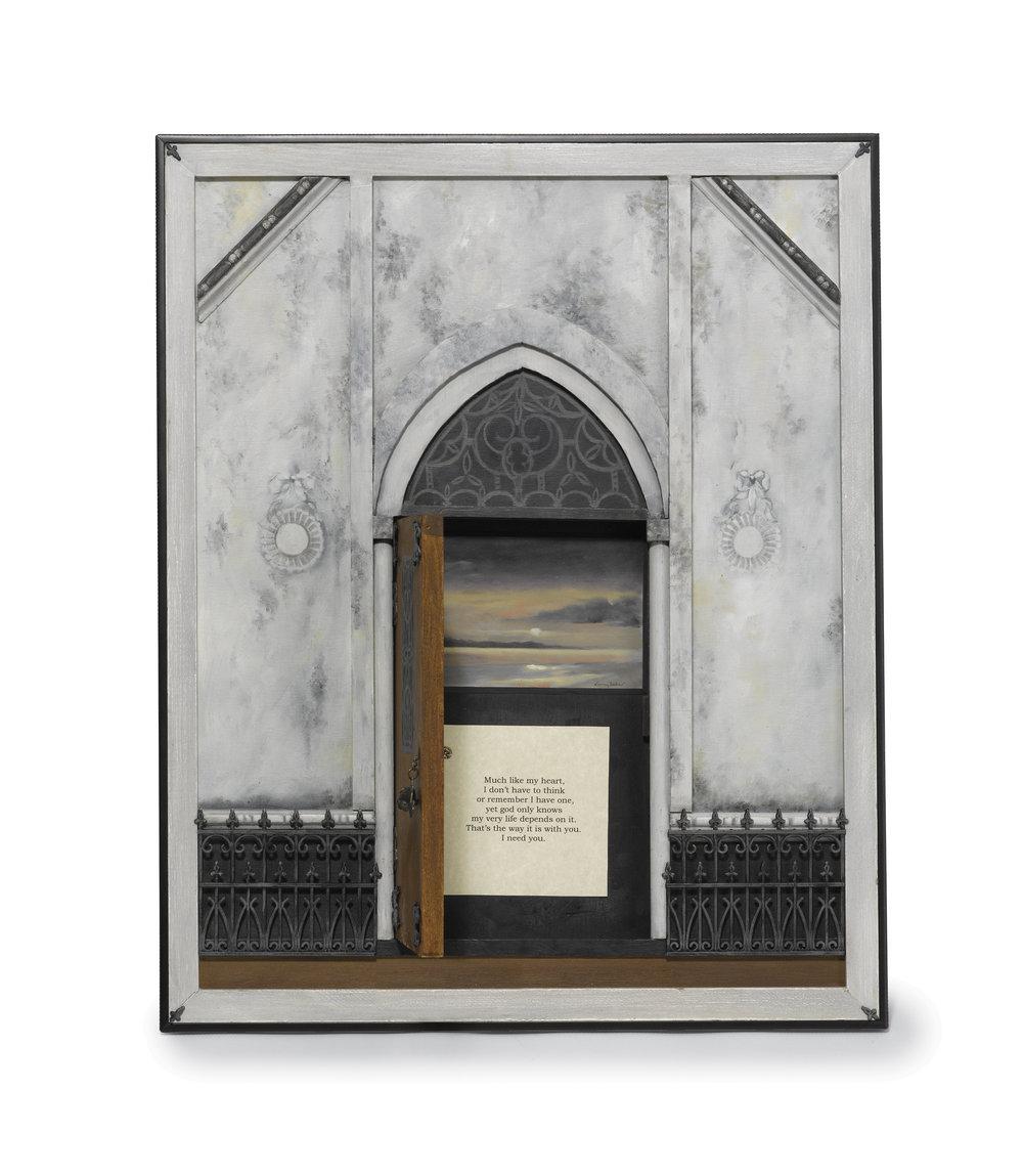 Sacred (door open)
