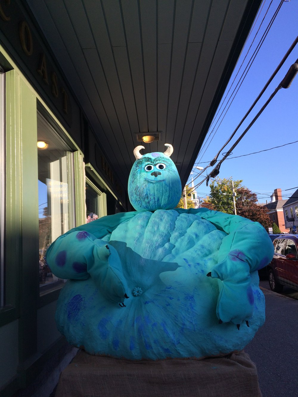 Sully from Monsters Inc.