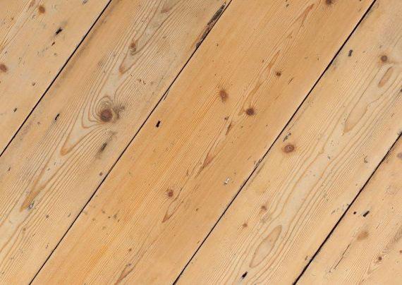 Genuine Victorian Pine Floorboards