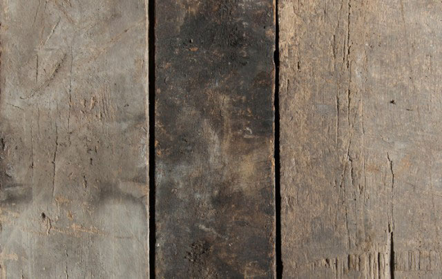 18th - 19th Century French Oak Planks