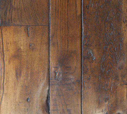 18th - 19th Century Reclaimed French Oak