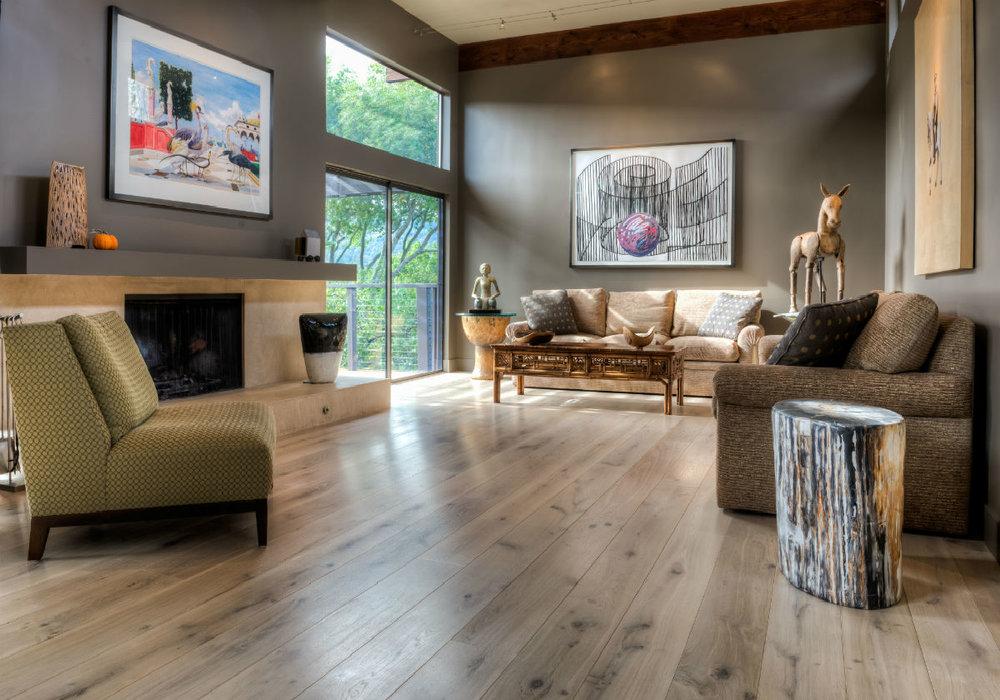Monarch Plank Hardwood Flooring