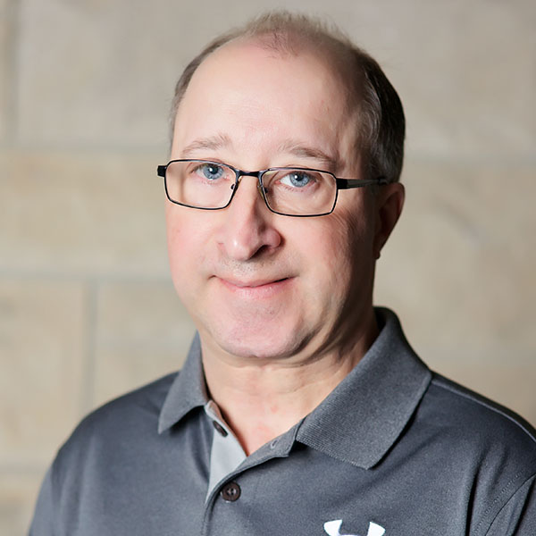 Mike Fear - Custodian   Mike started attending HCC in 1995 and has been serving the church on staff since 1999.