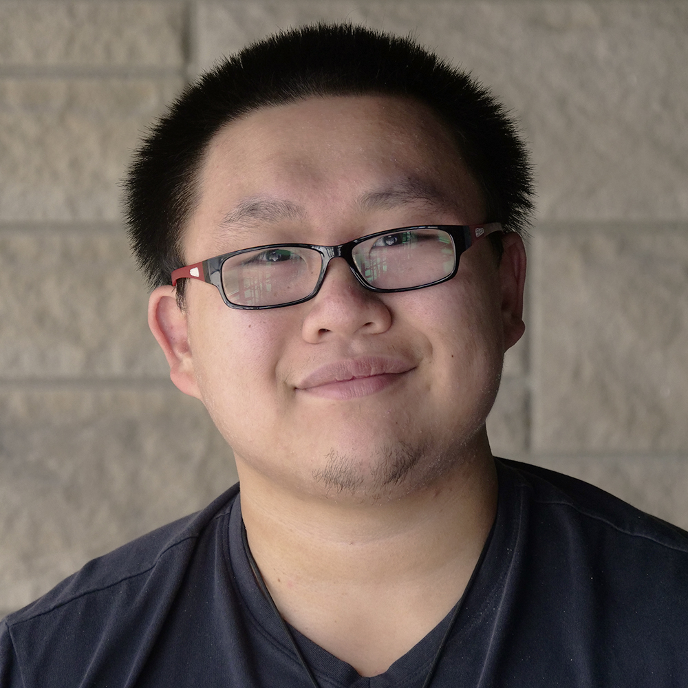 Vince Chan - Student Minister   My wife Alisha and I are so excited to be here at HCC. We are excited to not only be a part of a wonderful church body, but we are equally excited to have the opportunity to partner with you the parents to develop and grow the lives of your students. I truly am blessed to have the greatest job in the world. I love getting the opportunity to do life with students through endless hours of video games, scarfing down lots of food, and most importantly growing in God's word, and living out a life of worship. We look forward to our future here at HCC with all of you. Blessings!