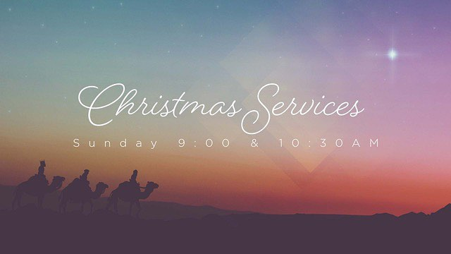 Hey Church! Don't forget to take note of the different service times for Christmas Sunday! •⠀⠀⠀⠀⠀⠀⠀⠀⠀ We will not have Route 33 programming for K-5. Instead, we invite you to worship together as a family at either 9:00 or 10:30 in the Auditorium. Nursery through 3 year old classes will be available. •⠀⠀⠀⠀⠀⠀⠀⠀⠀ #hccrobinson #weworship #weserve #wereach #wecare #welearn