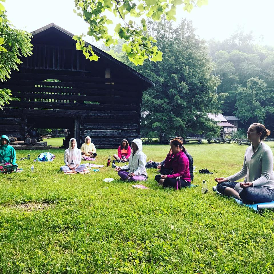 Blue Ridge Yoga Retreat