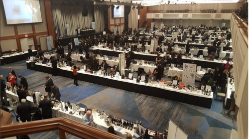VINO 2016 GRAND TASTING AT NEW YORK HILTON MIDTOWN MANHATTAN HOTEL (NEW YORK CITY)