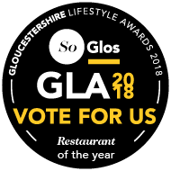 St pauls... have you noticed - Have you noticed... we are nominated for Restaurant of the Year 2018.Let's win this, please vote, it's not a long form at www.soglos.com/awards(Final votes in by April 30th)