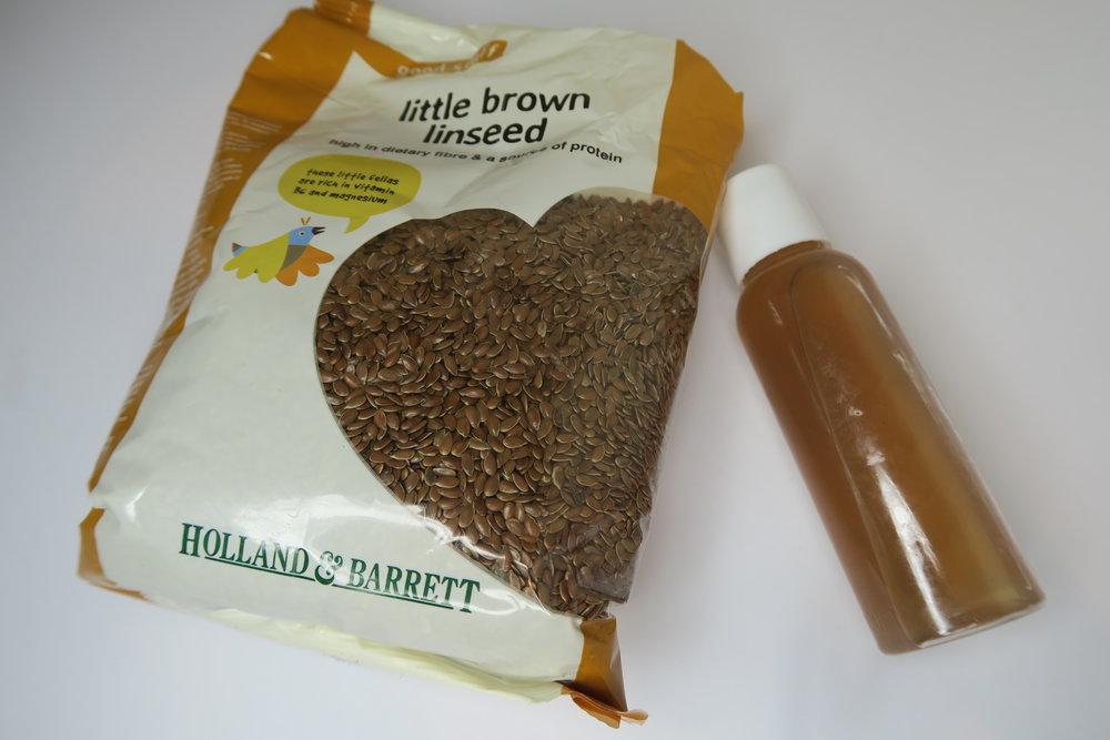Flaxseed Gel
