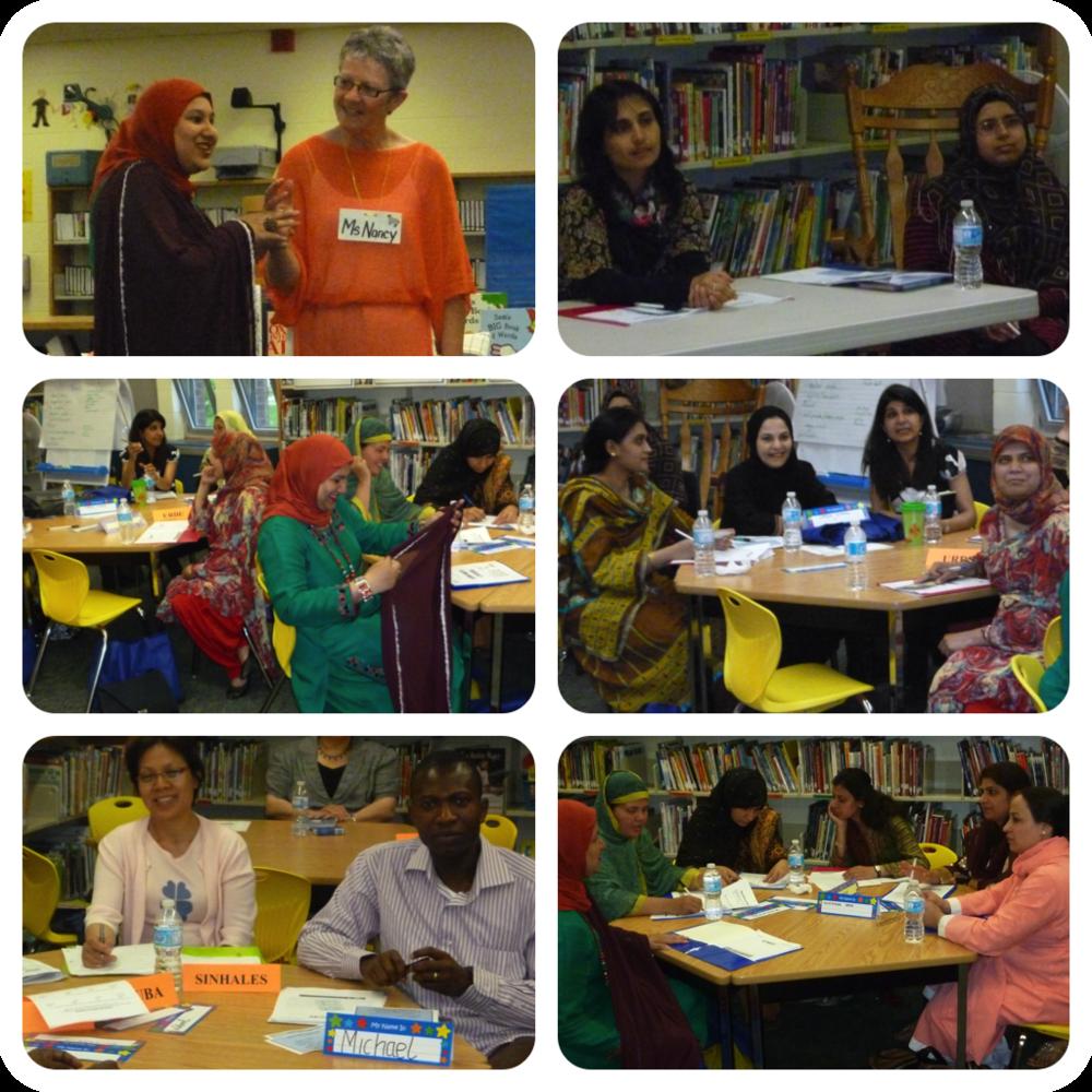 Parent Seminars at Oakridge P.S.