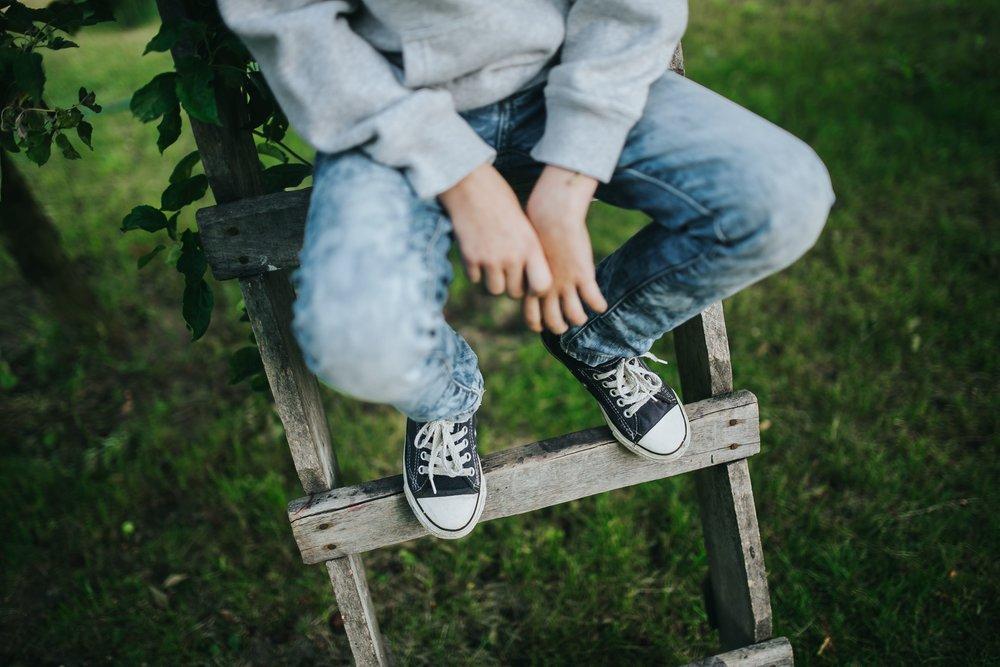 Young boy in the garden.jpg