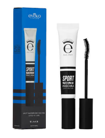 This is by far the  best mascara  I've used. It's not entirely natural but it is definitely cruelty free and it stays on big time. I like waterproof mascara in general because it tends to hold your curl better but it can get flakey and hard to come off. Not this one- it'll be your new summer BFF!