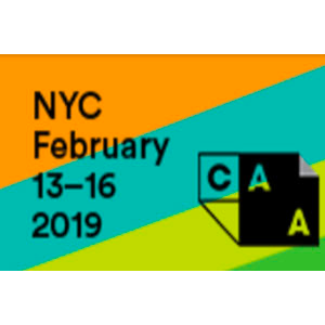2019 CAA Conference - Ecology of the Studio: Art In The Waste StreamFebruary 15th, 2019 - 2-3:30pmPanelist. Event is free to attend. Details on conference here.