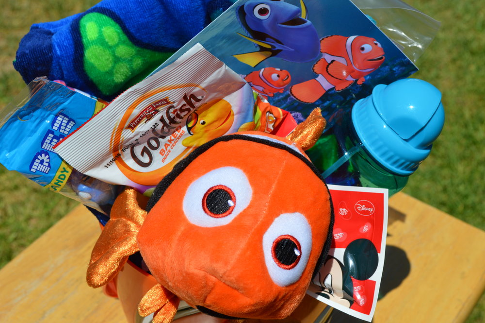 Disney Nemo Basket and More