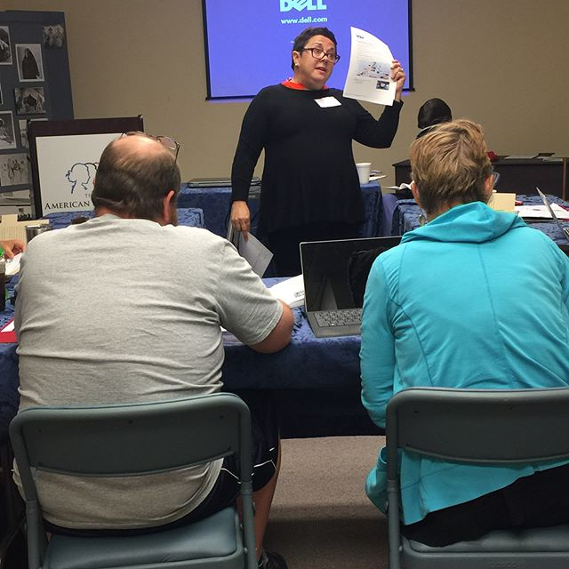 Participants in our Teachers Institute shared the methods, strategies, and resources that work best for teaching the American Civil War in their classrooms. Online exhibits and Breakout Room concepts that focus on raids and battles were among the creative examples. #acwmti #civilwar #socialstudiesteacher #historyteacher