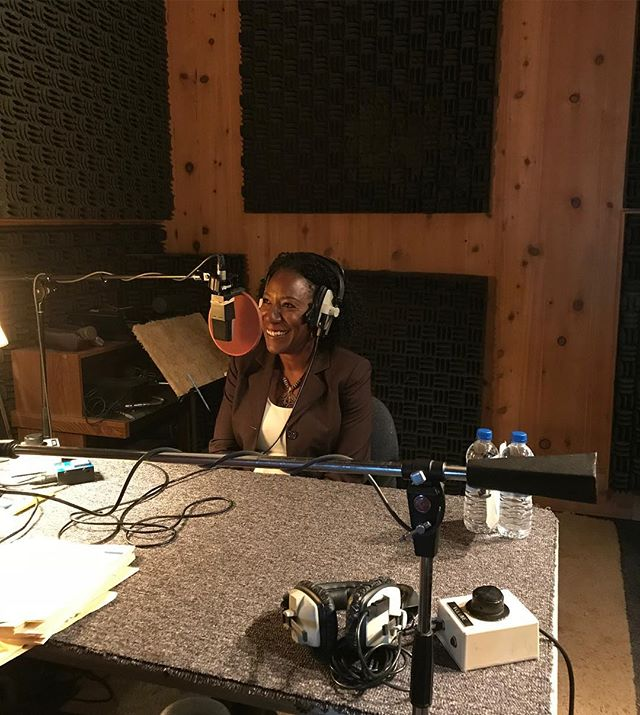 Museum CEO Christy Coleman recorded a segment for #AllThingsConsidered yesterday. Tune in the first week of August! #publicradionerds