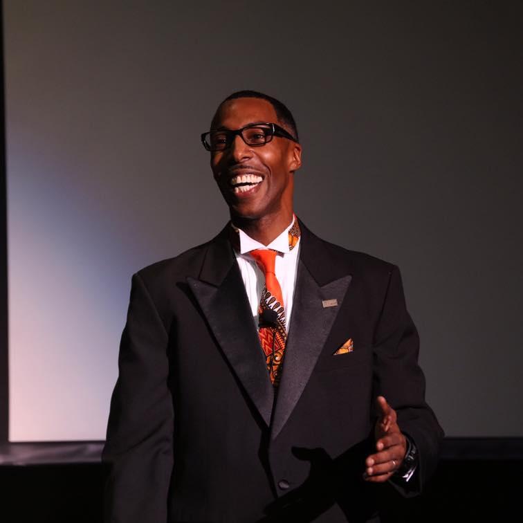 Reggie Gray Director of Black Privilege