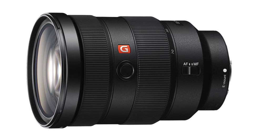 FE 24-70 mm F2.8 GM - Ma Travel lense and all rounder! The action button all the G master lenses is a killer feature. This a big lense but has a wide range of options and got me out of some sticky spots.