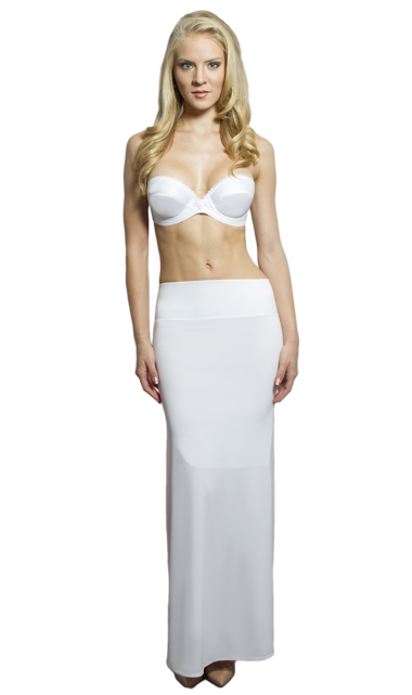 wedding gown undergarments