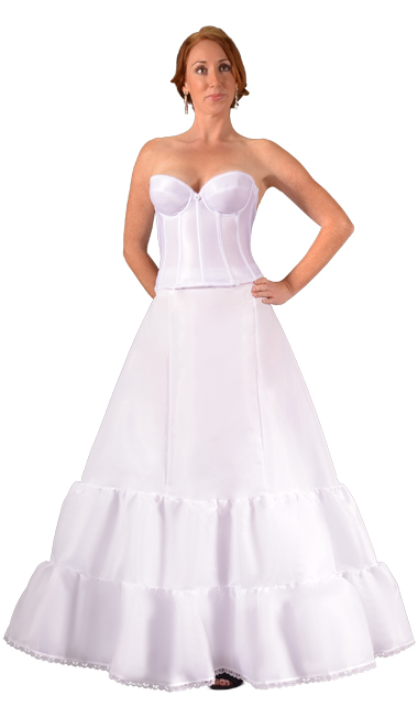 undergarments for wedding gown