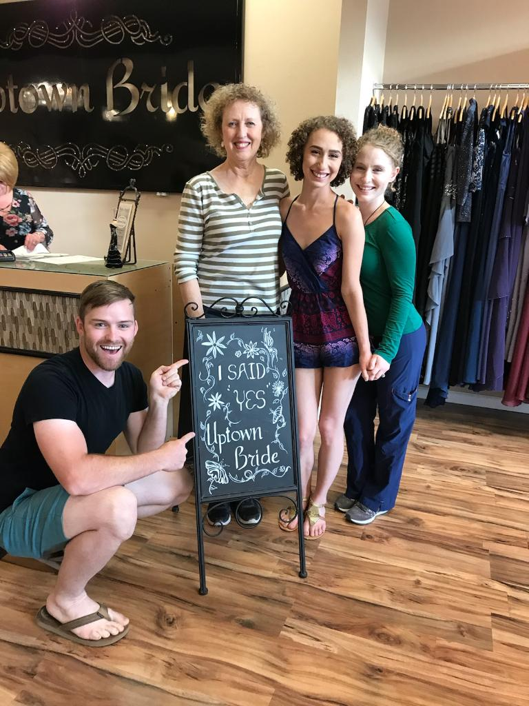 gown buying in Albuquerque bridal boutique.jpg