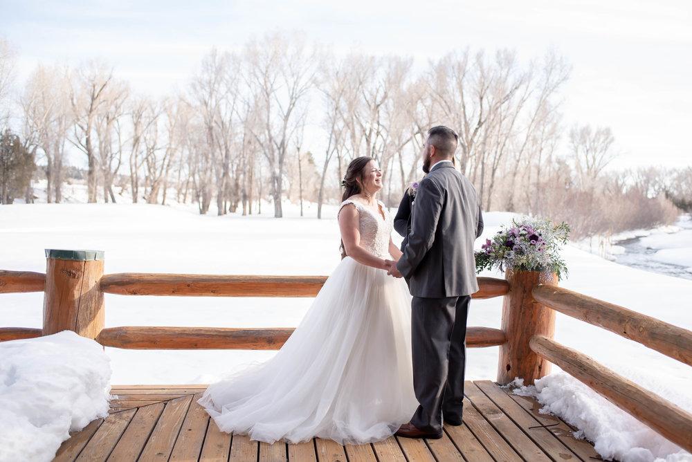winter wedding dresses, Log River Ranch.jpg