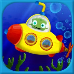 Tiggly Submarine - Come join Tiggly in an underwater world of vowel exploration and new word discovery! A hungry octopus, a tinkering turtle, and sea of vowel fish are just some of the hilarious characters you'll meet and interact with in the app. Tiggly Submarine helps develop children's understanding of simple words and short vowel sounds.