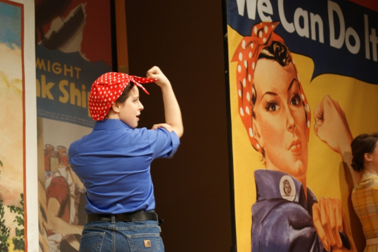 CURRICULUM MATERIALS FOR ROSIE THE RIVETER