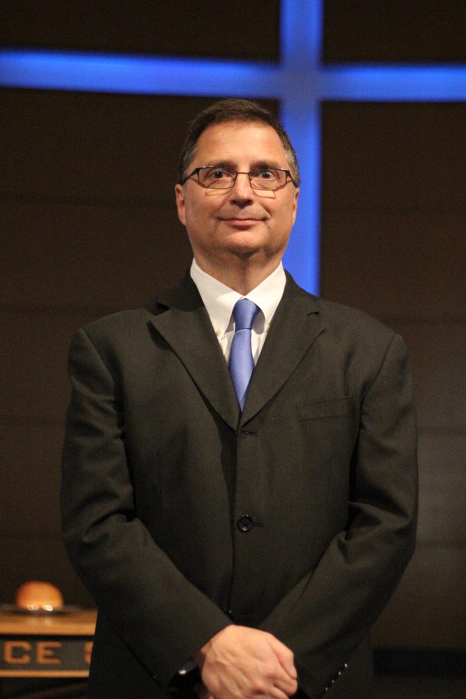 Rev. Dr. Randy Ehrhardt - Senior Ministerrandy@wdmcc.org