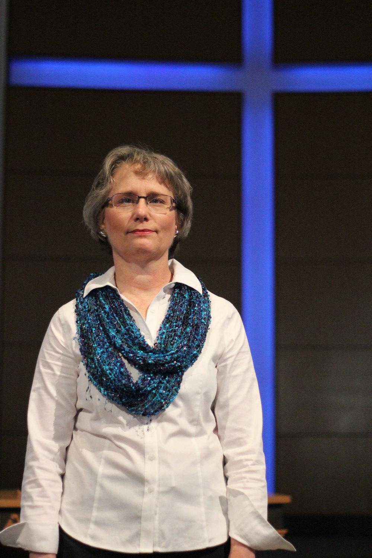 Claudette Sederburg - Hospitality Ministries/Financial Secretaryclaudette@wdmcc.org