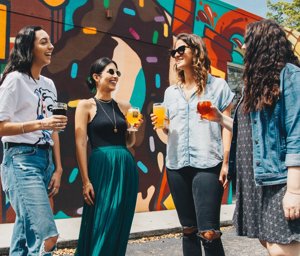 WING WOMAN PDX - A one-of-a-kind, regional networking group that uses the best of social media and online networking to get women off the internet and grow their network authentically and build community organically in real life.