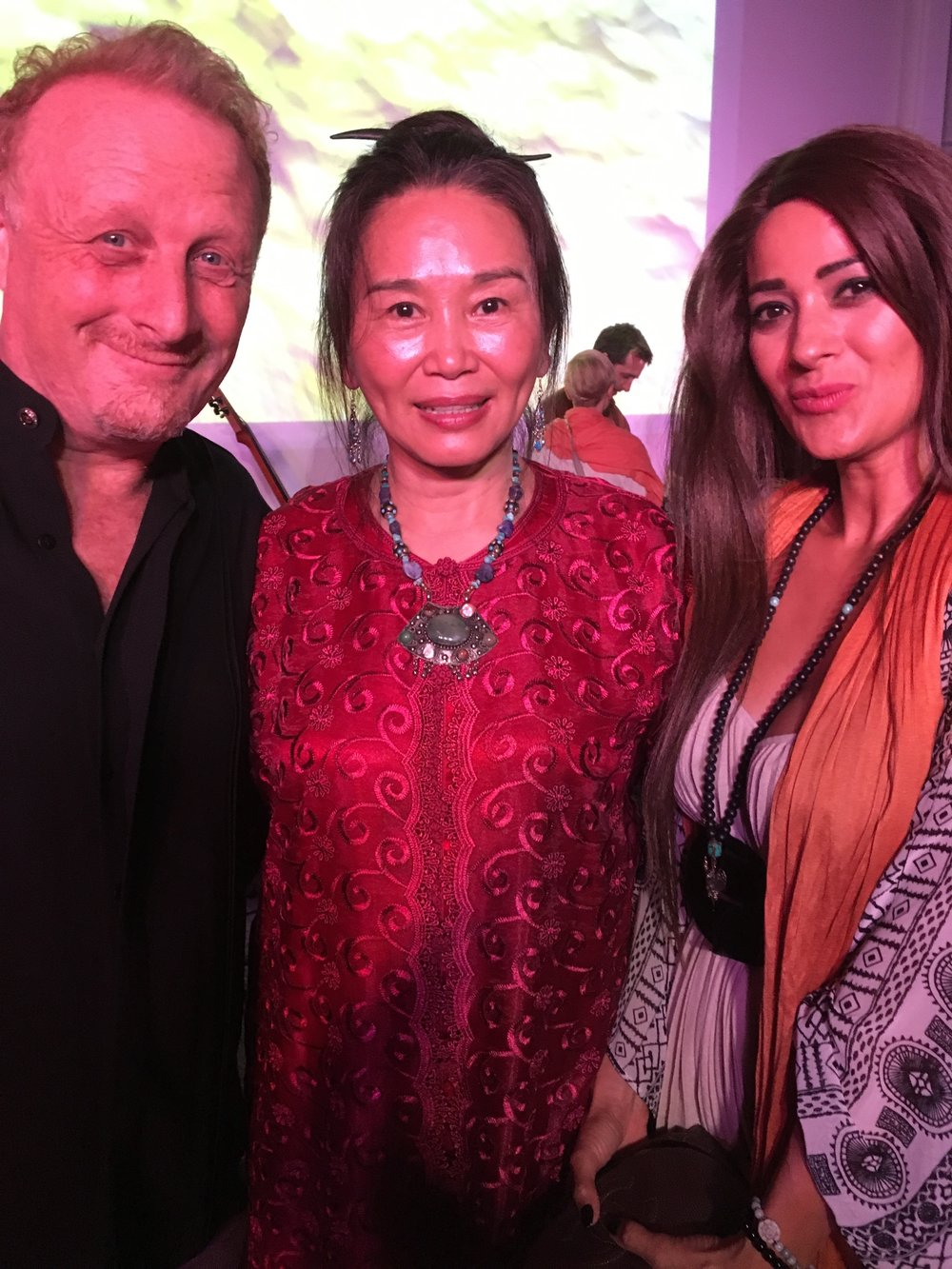 Mollura with famous Chinese singer Sulinh and model Leticia.jpg