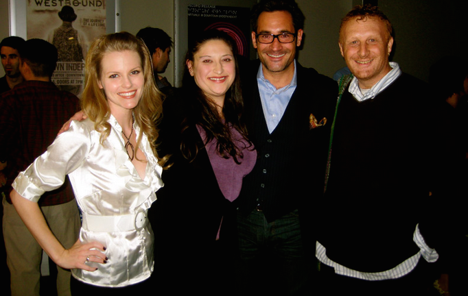 Mollura with Reconciliation Cast at premiere.png