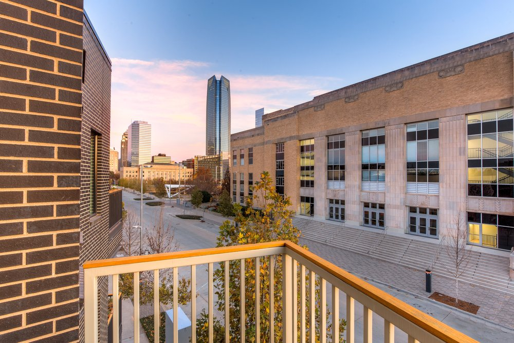 The Civic is located in Downtown Oklahoma City. For more information visit thecivic-okc.com. The Civic OKC Downtown Condos are offered by Jennifer Kragh with Dwell Urban Real Estate.