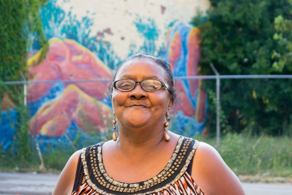 Debra Keys  - Debra has lived in the Hillside Court Community for ten years. Her goal is to see her community become unified.