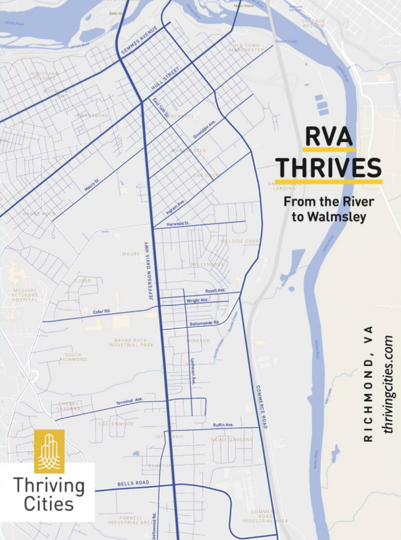 WHAT WOULD IT LOOK LIKE FOR EVERYONE ALONG ROUTE 1 TO THRIVE?   -