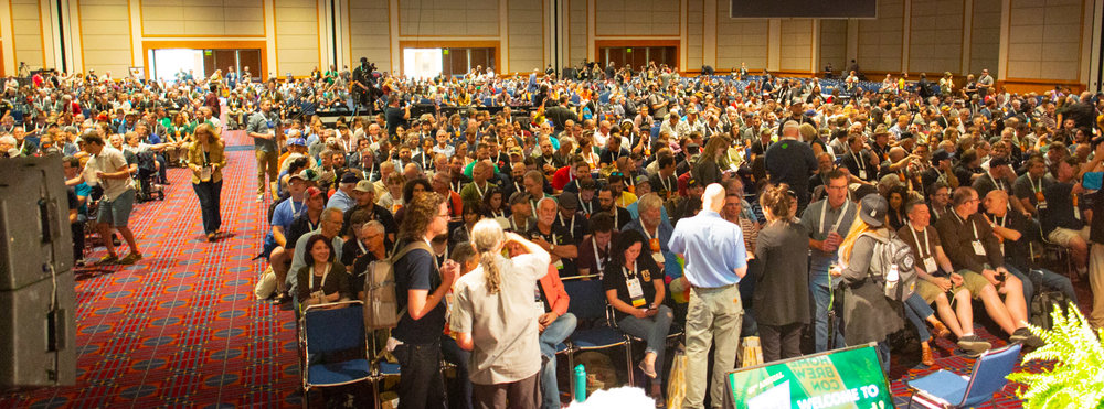 Over 3,000 homebrewers came to Portland for the biggest Homebrew Con!