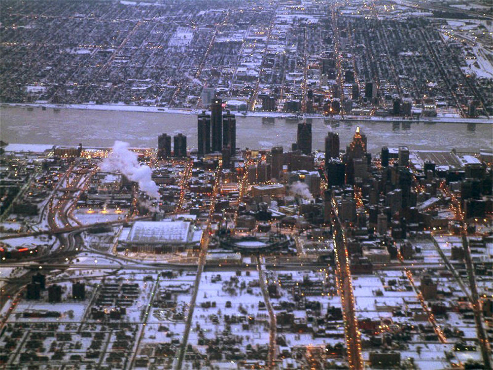 Christmas in Detroit