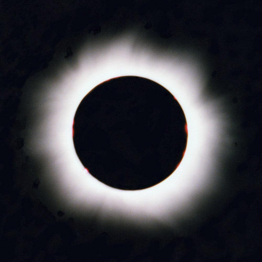 Total Solar Eclipse 1999