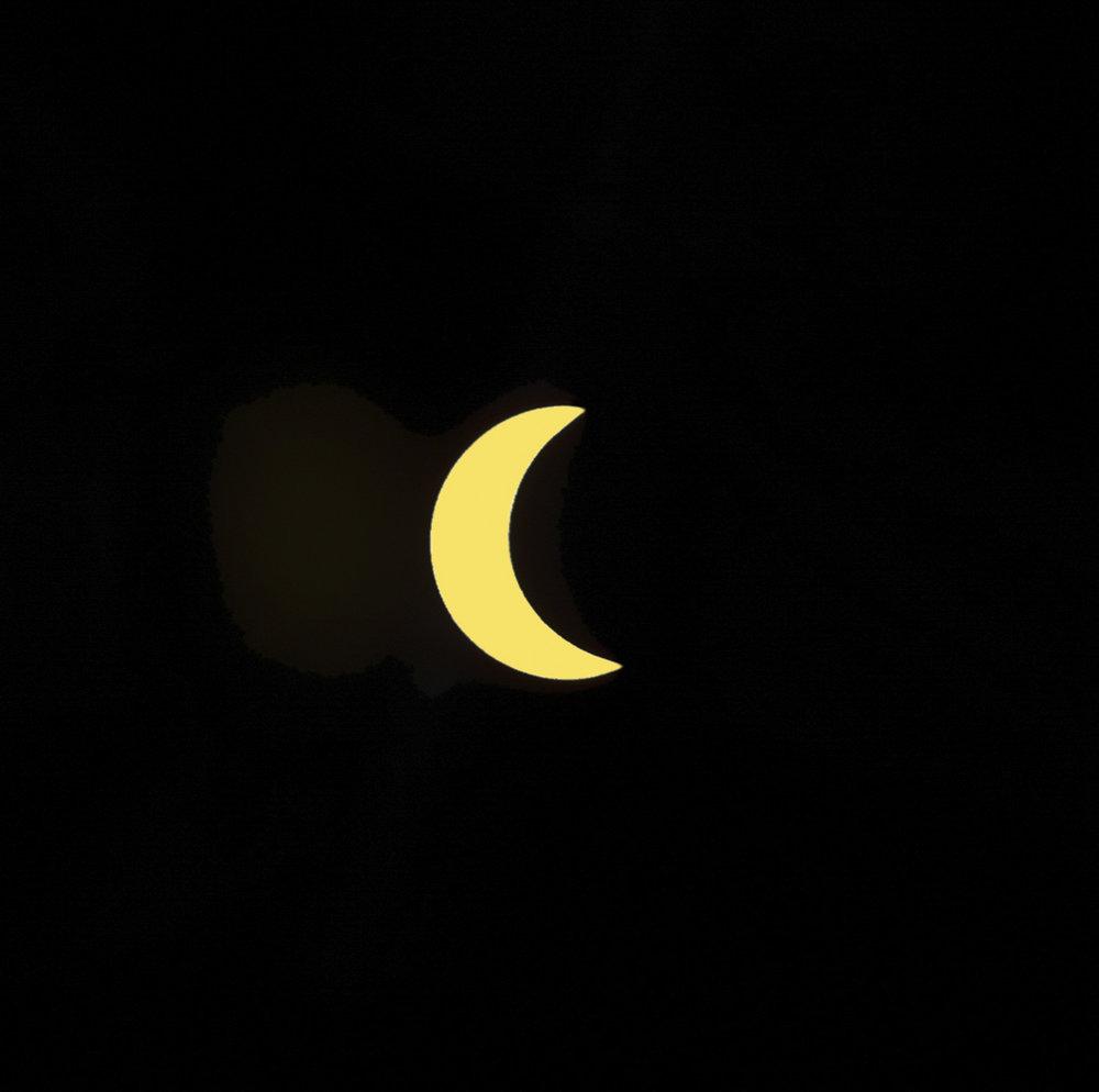 Total Eclipse Begins 2017 ➤