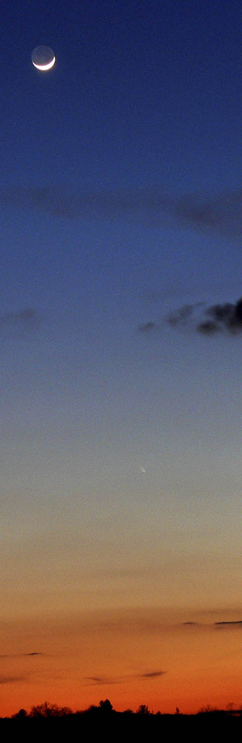 Comet Pan_STARRS March 3, 2013