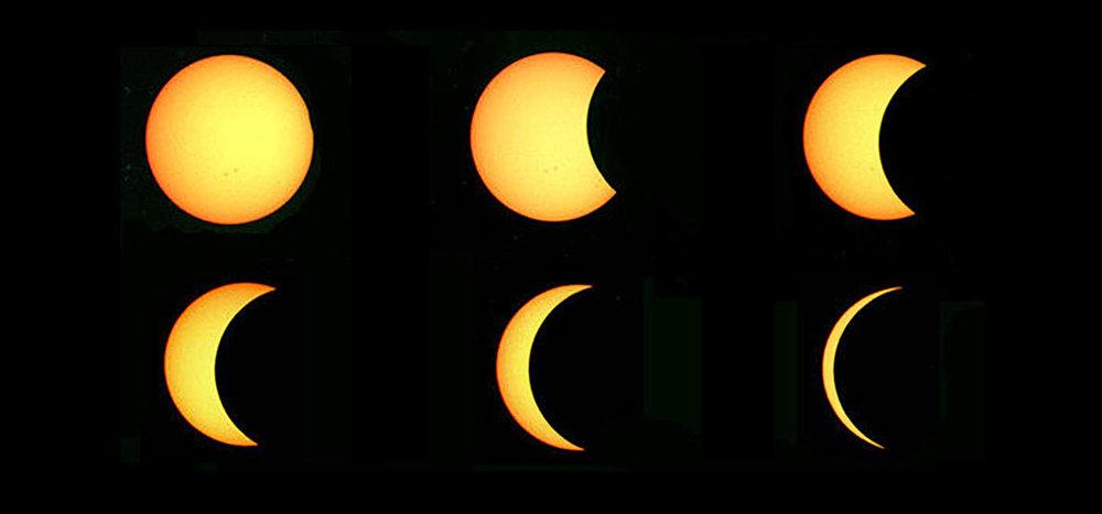 Total Solar Eclipse 1991 ➤