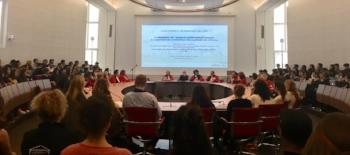 Le 16 octobre dernier, a eu lieu la conférence de rentrée de l'Institut Droit Dauphine (I2D) organisée par le Centre de recherche Droit Dauphine (CR2D) dont font partie les co-directeurs du Master 214, Madame le Professeur Sophie Schiller et Monsieur le Professeur Antoine Louvaris.